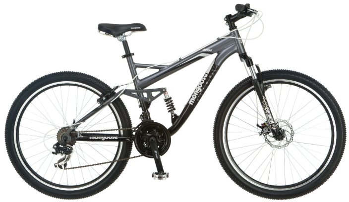 Daily Deals: Mongoose Detour Full Suspension Bike $200