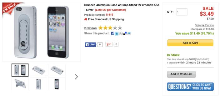 monoprice-brushed-aluminum-case