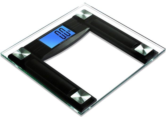 Mosiso High Accuracy Backlit Digital Bathroom Scale-sale-01