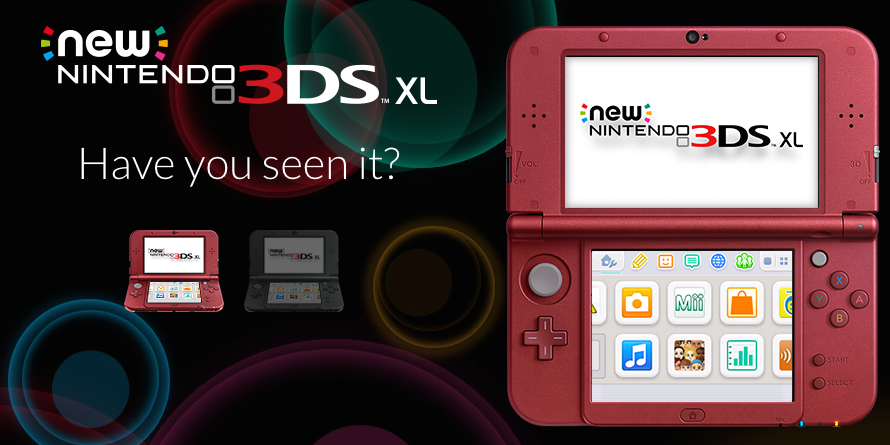 Games/Apps: Nintendo refurb Special Edition 3DS XL from $130
