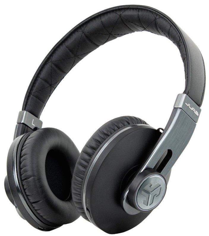 Omni By JLab Premium Folding Bluetooth Wireless Over-Ear Headphones