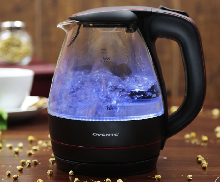 Ovente Glass Electric Kettle (KG83B)-sale-01