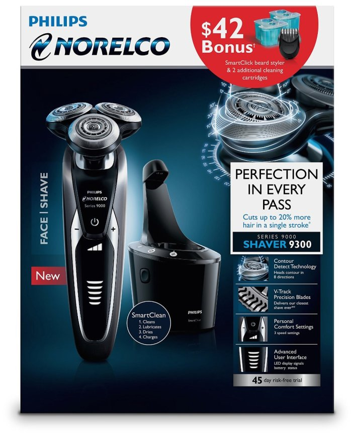 Philips Norelco Shaver 9300 (S9311:84SP)-sale-01