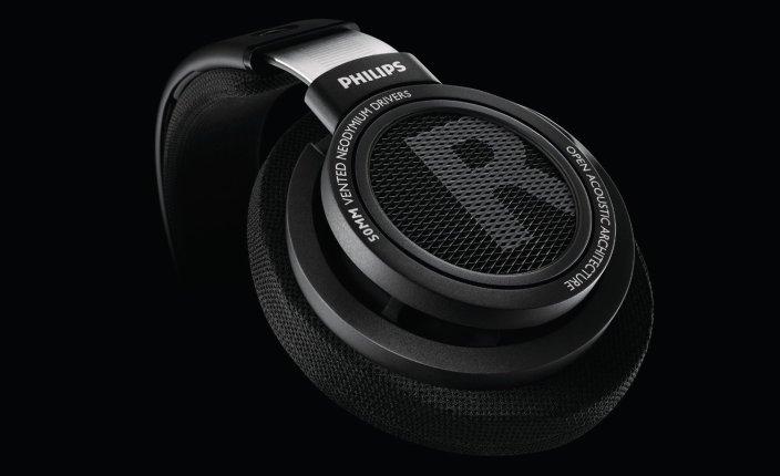 Philips SHP9500 Black Over-Ear Headphones-sale-03