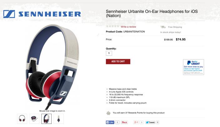 Sennheiser Urbanite on-Ear Headphones for iOS in Nation-02