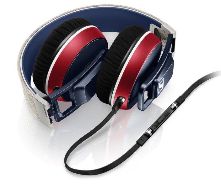 Sennheiser Urbanite over-Ear Headphones for iOS in Nation