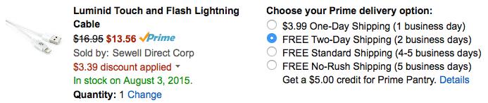 sewell-luminid-amazon-deal