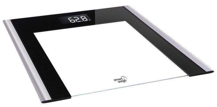 Smart Weigh Precision Ultra Slim Digital Bathroom Scale-sale-01