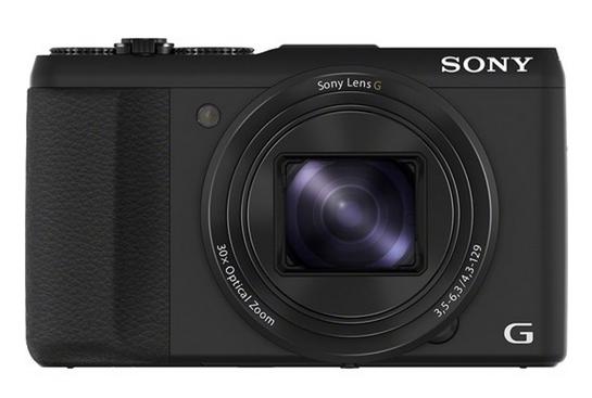 Sony Cyber-shot HX50V 20.4MP Digital Camera