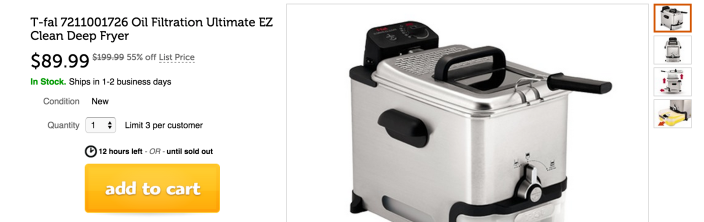 T-fal FR8000 Stainless Steel Immersion Deep Fryer (7211001726)-sale-02