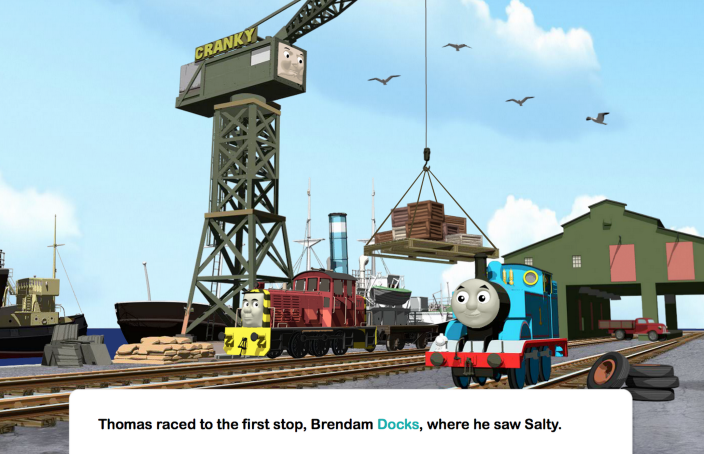Thomas's Musical Day for Percy-free-02
