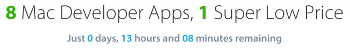 time remaining for app bundle macupdate