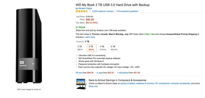 WD My Book 3 TB USB 3.0 Hard Drive-sale-02