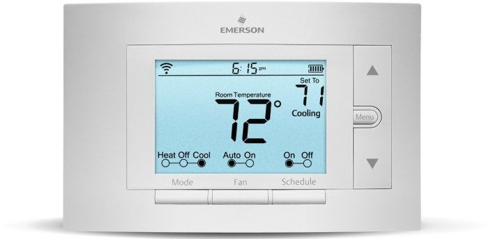 White-Rodgers Emerson WiFi Thermostat (UP500W)