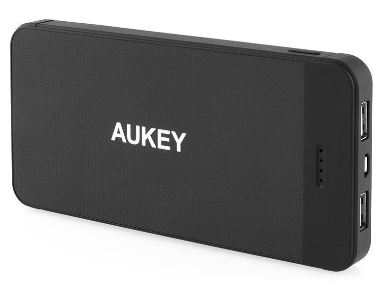 Aukey 12000mAh Portable Power Bank