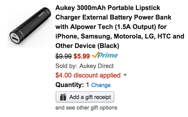 aukey-3000mah-battery-deal