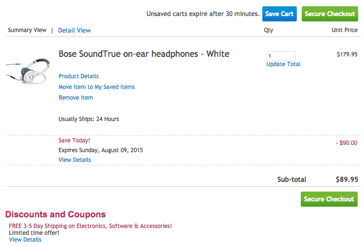 bose-soundtrue-deals