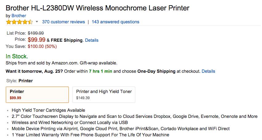 brother-HL-L2380DW-laser-printer-amazon