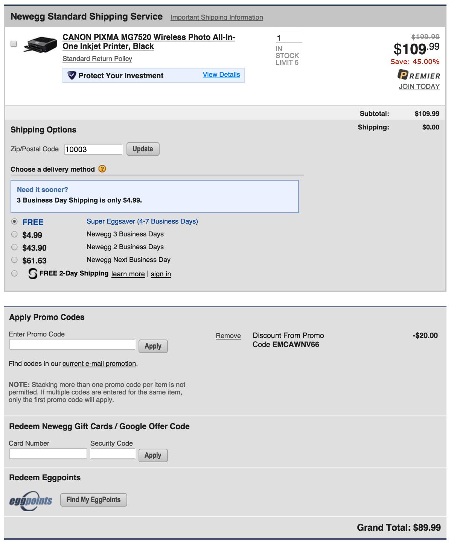 canon-pixma-airprint-newegg-deal