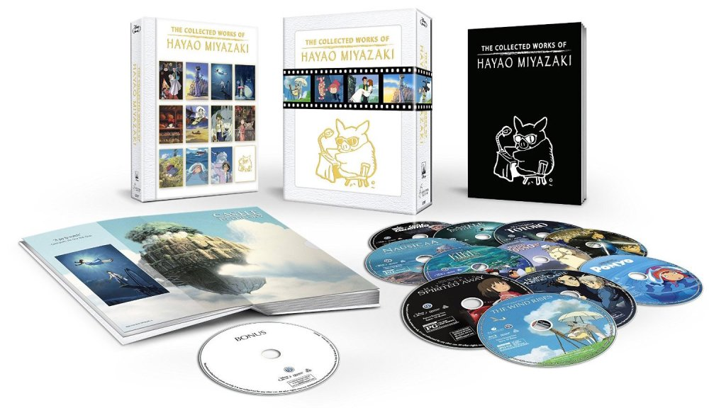 Collected Works of Hayao Miyazaki-sale-01
