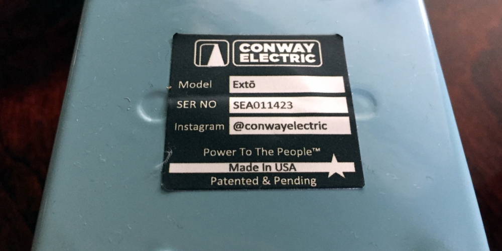 conway-electric-exto-serial