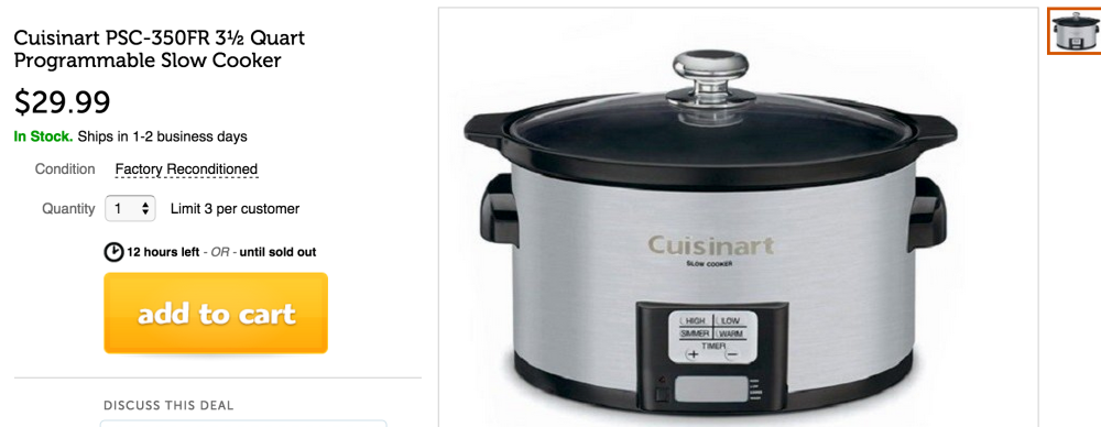 Cuisinart PSC-350 3-1:2-Quart Programmable Slow Cooker-sale-02