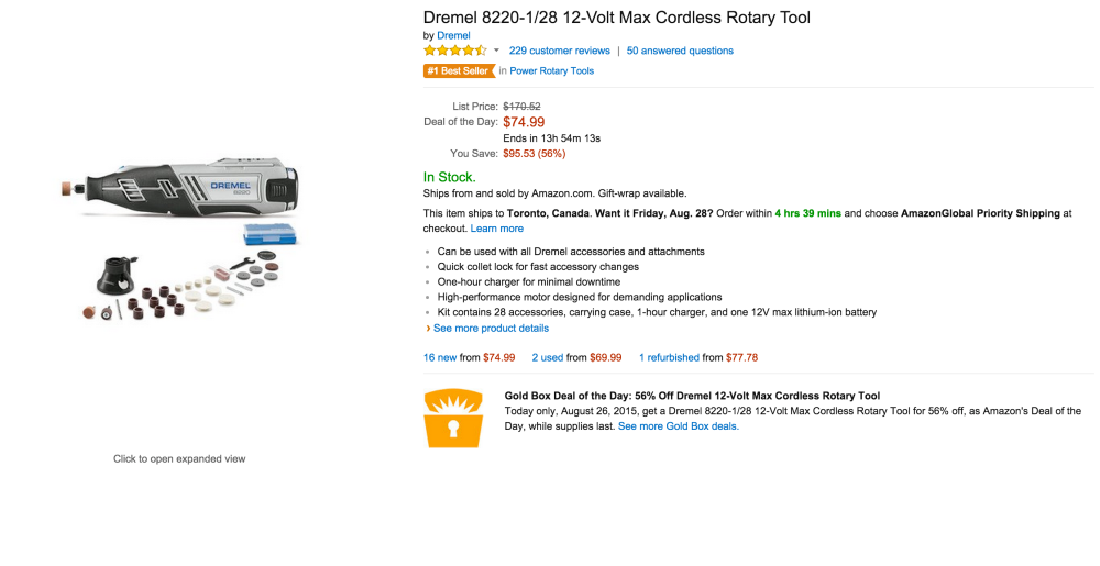 Dremel 12-Volt Max Cordless Rotary Tool (8220-1:28)-sale-02