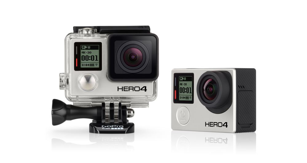 GoPro HERO4 Black Camera #CHDHX-401