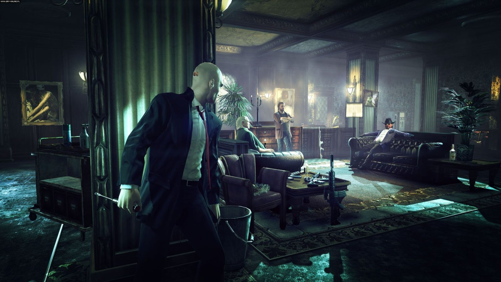 Hitman Absolution Elite for Mac matches an all-time low at $10 (Reg. $25)