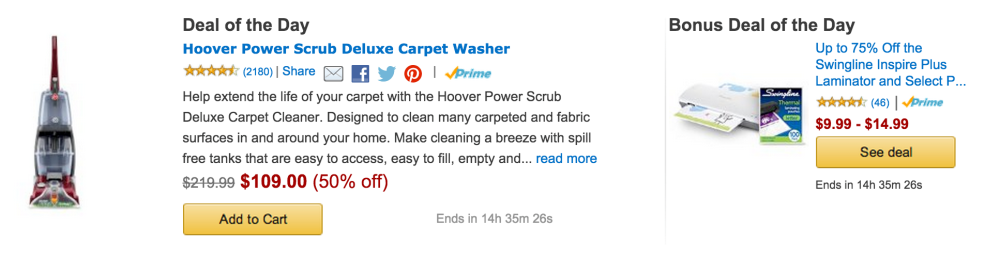 Hoover Power Scrub Deluxe Carpet Washer (FH50150)-sale-02
