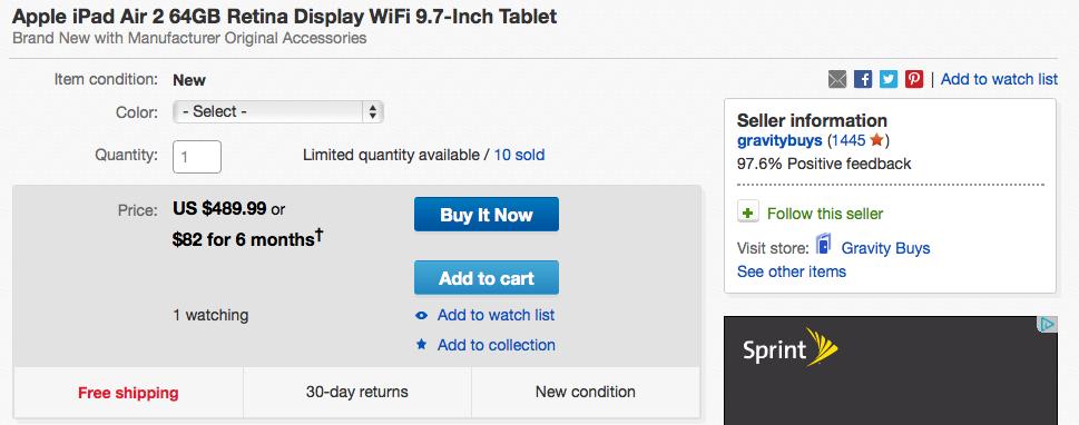 ipad-air-2-64gb-ebay-deal