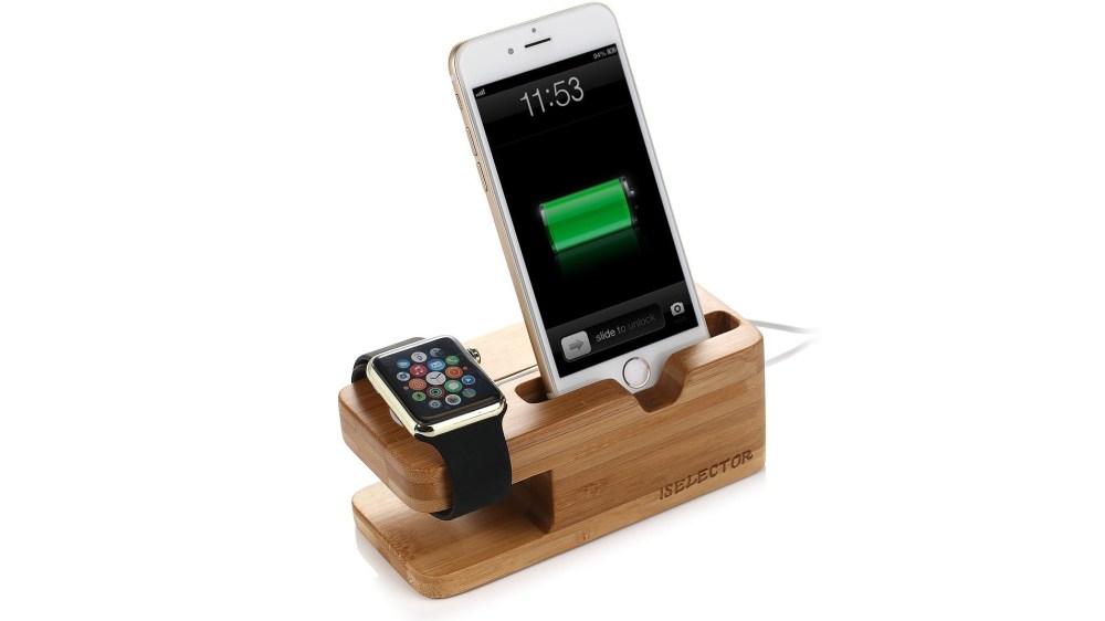 iselector-apple-watch-dock