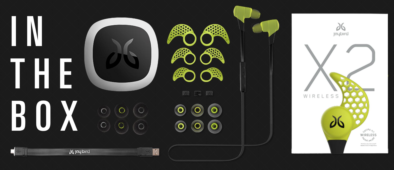 JayBird's new Apple Watch compatible X2 in-ears sport ...