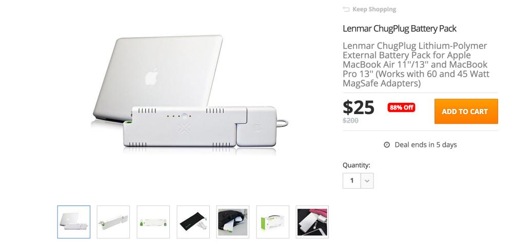 Lenmar ChugPlug-MacBook-sale-03