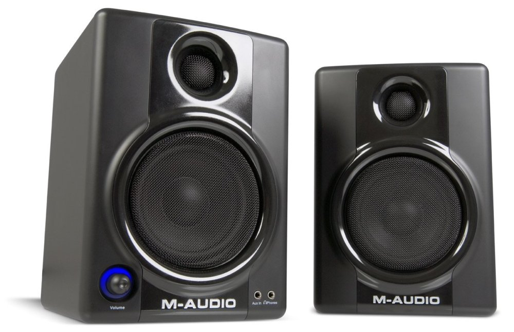 M-Audio Studiophile AV 40 Active Studio Monitor