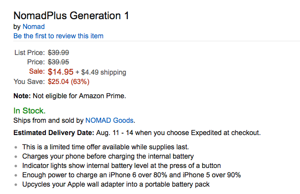 nomadplus-amazon-deal