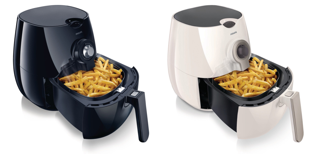 Philips AirFryer with Rapid Air Technology in black or white (HD9220-26)-sale-01
