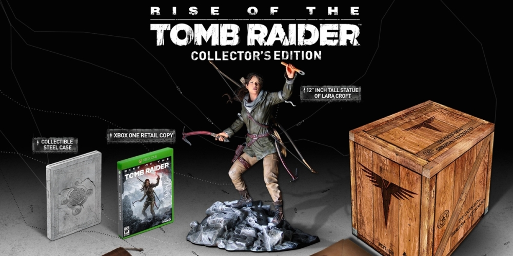 Rise of the Tomb Raider Collector's Edition for Xbox One-sale-01