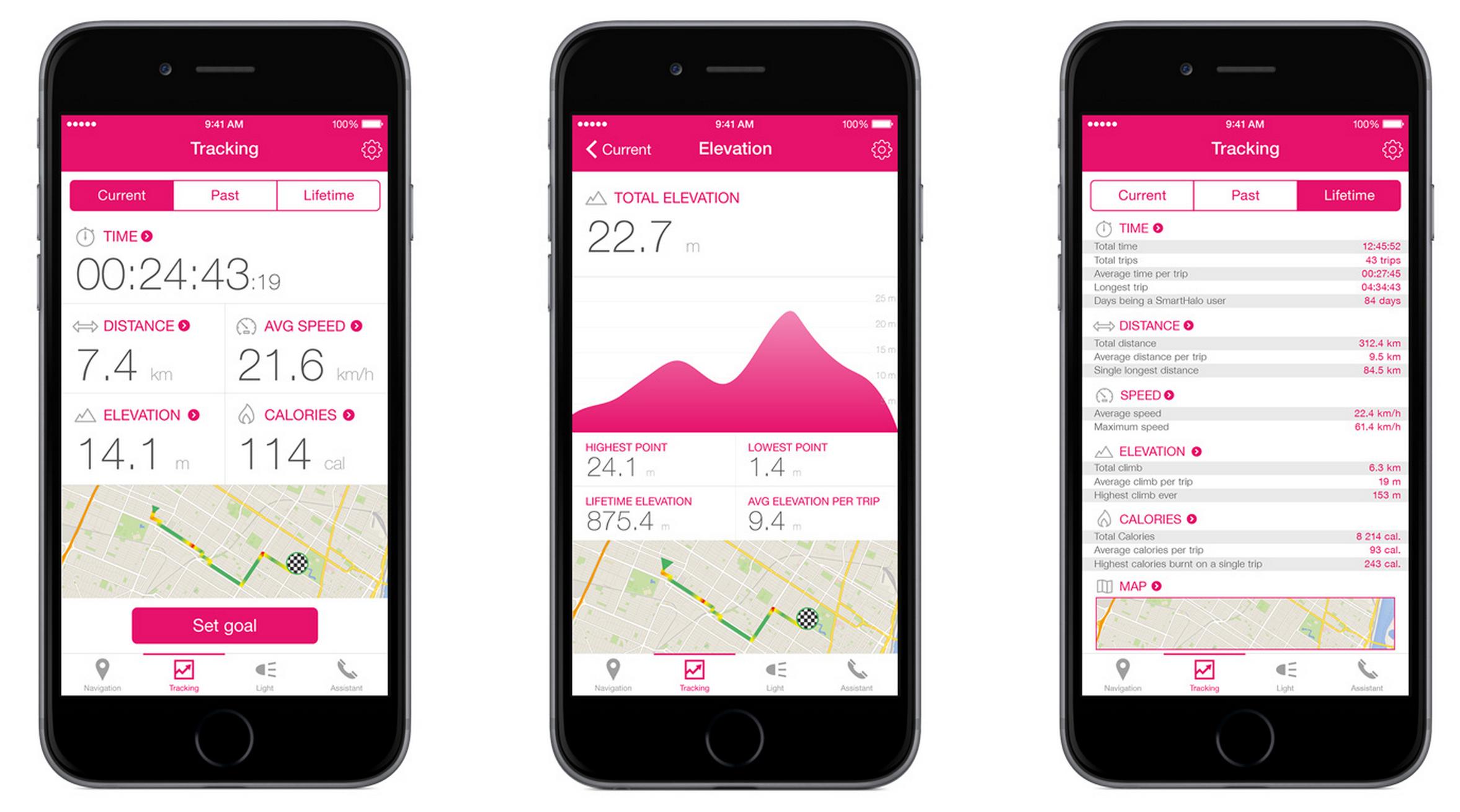 smarthalo-ios-app