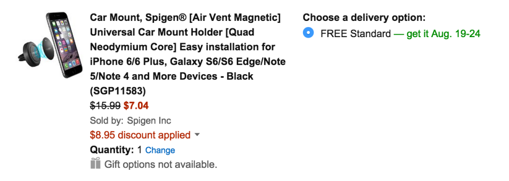 spigen-iphone-6-car-mount-deal