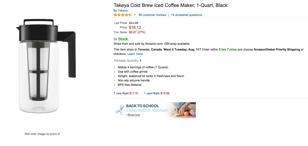 Takeya Cold Brew Iced Coffee Maker-sale-02