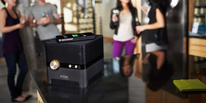 TDK Life on Record TREK 360 Wireless Speaker
