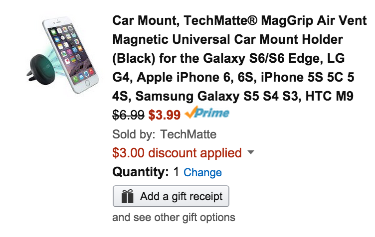 techmatte-iphone-mount-deal
