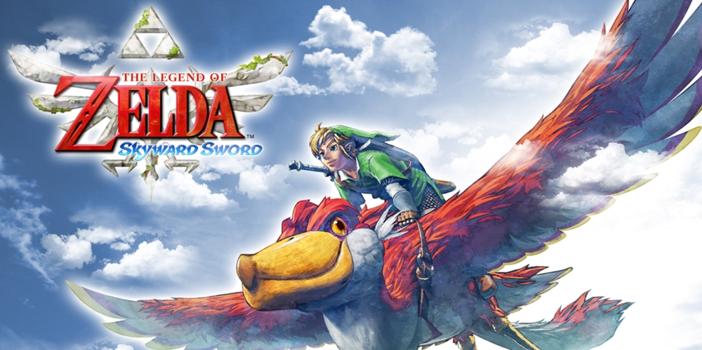 The Legend of Zelda Skyward Sword-sale-01