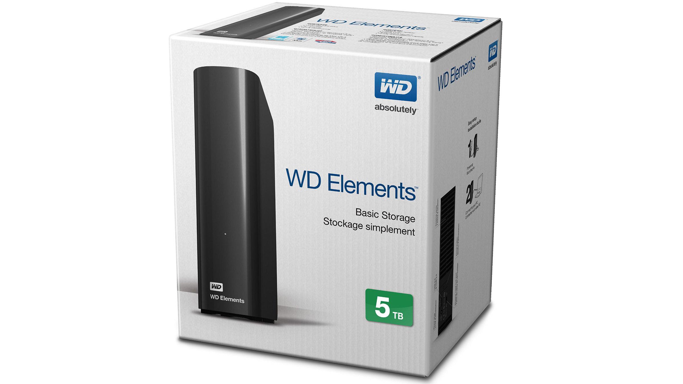 wd-elements-5tb-hard drive