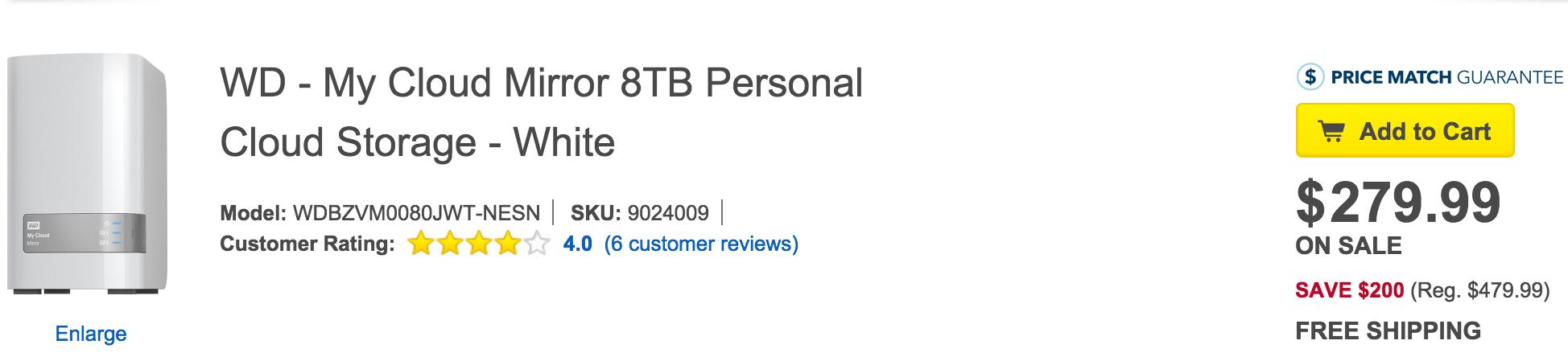 wd-mycloud-8tb-mirror-best-buy