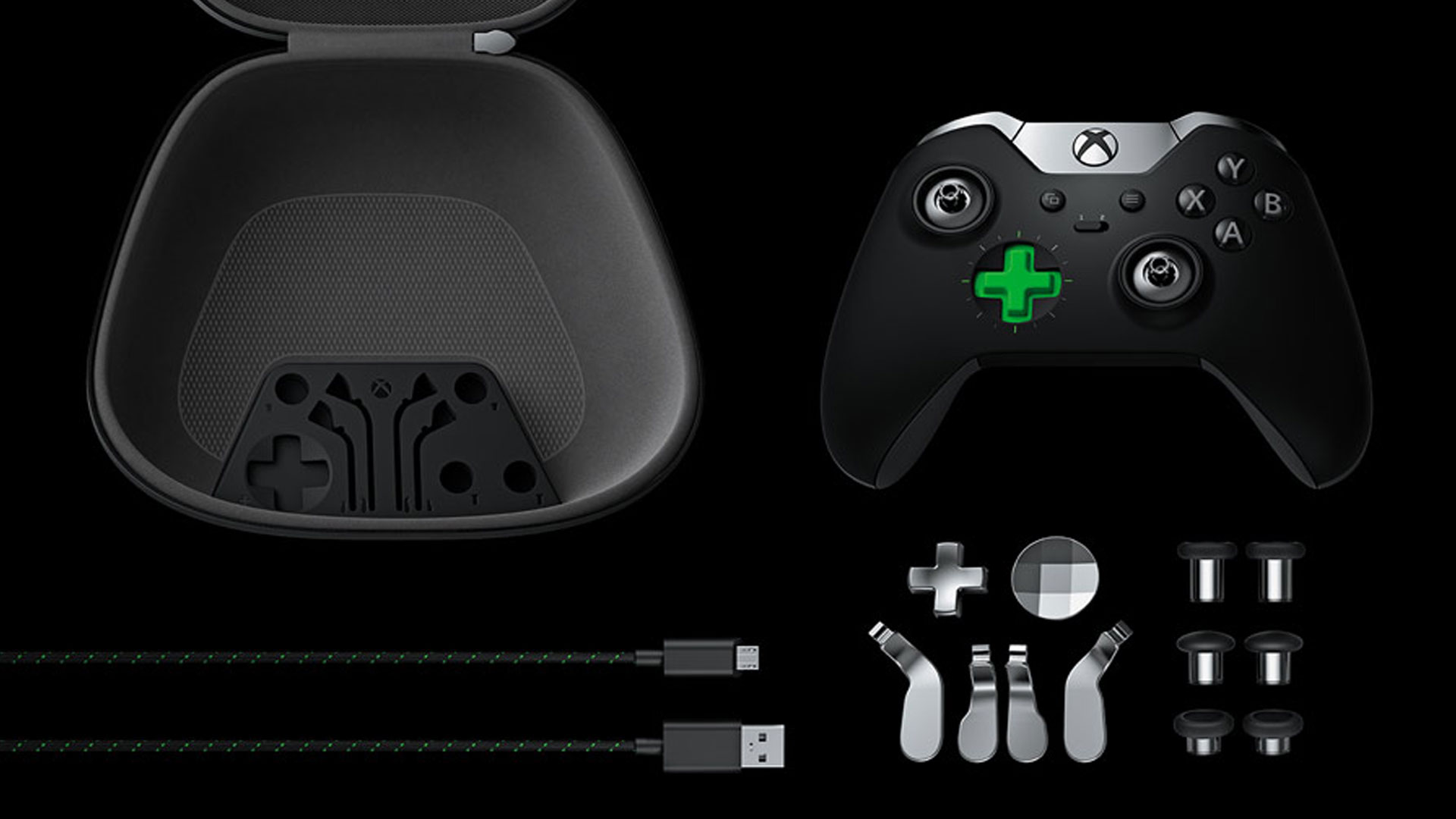 Microsoft Details New Xbox One Elite Bundle W Upgraded SSD Special Edition Controller