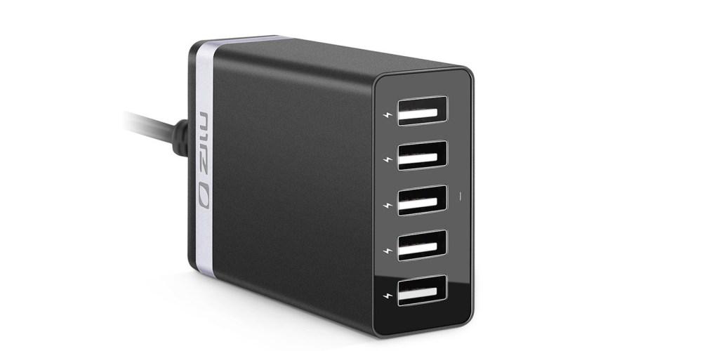 Zilu 5-port charger USB