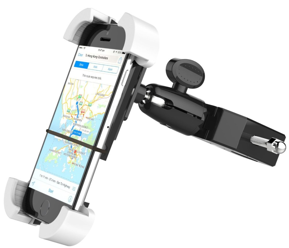 1byone Universal Adjustable Bike Mount for smartphones