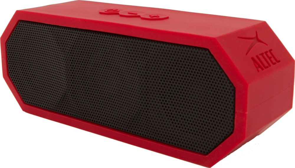Altec Lansing The Jacket Bluetooth Speaker iMW455